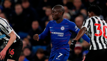 Chelsea FC 2-1 Newcastle United FC | OCJENE