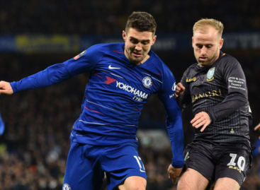 Chelsea FC 3-0 Sheffield Wednesday F.C. | KRAJ