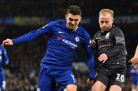 Chelsea FC 3-0 Sheffield Wednesday F.C. | KRAJ