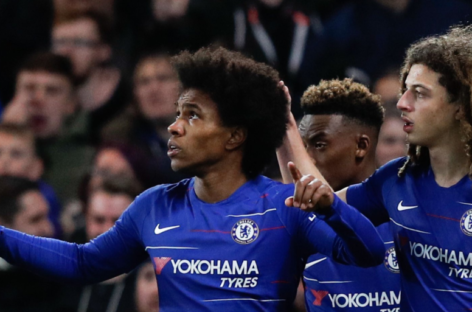 Chelsea FC 3-0 Sheffield Wednesday F.C. | OCJENE