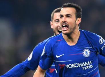Chelsea FC 2-0 Tottenham Hotspur FC | KRAJ