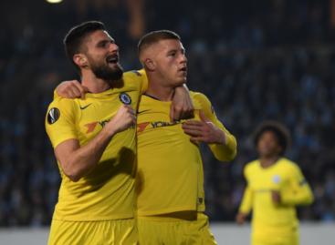 Malmö FF 1-2 Chelsea FC | KRAJ