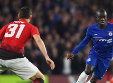 Chelsea FC 0-2 Manchester United FC | KRAJ