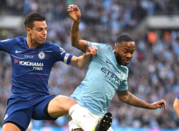 Chelsea FC 0-0 (3-4p) Manchester City FC | KRAJ
