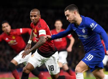 Chelsea FC 0-2 Manchester United FC | OCJENE