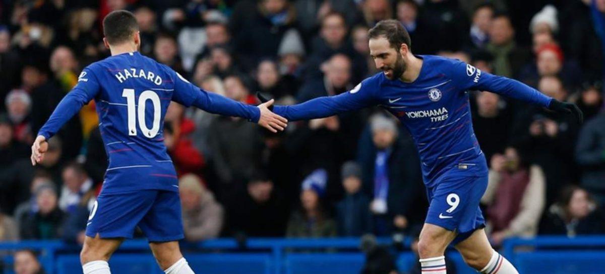 Chelsea FC 5-0 Huddersfield FC | OCJENE