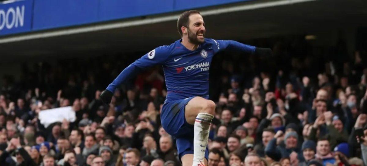 Chelsea FC 5-0 Huddersfield FC | KRAJ