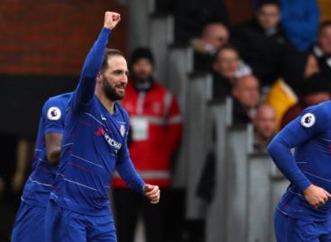 Fulham 1-2 Chelsea FC | KRAJ