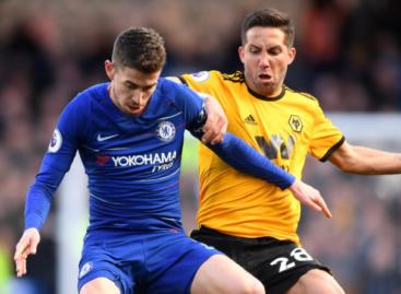 Chelsea FC 1-1 Wolverhampton Wanderers FC | KRAJ
