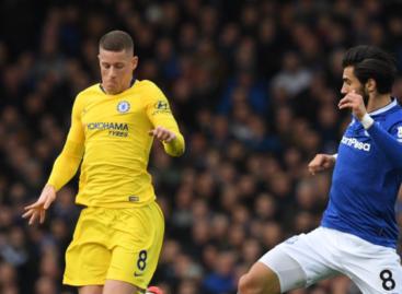 Everton FC 2-0 Chelsea FC   KRAJ