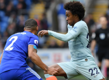 Cardiff City F.C. 1-2 Chelsea FC | KRAJ