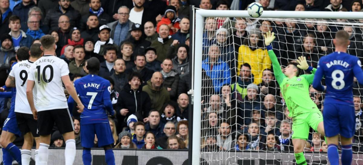 Fulham 1-2 Chelsea FC | OCJENE
