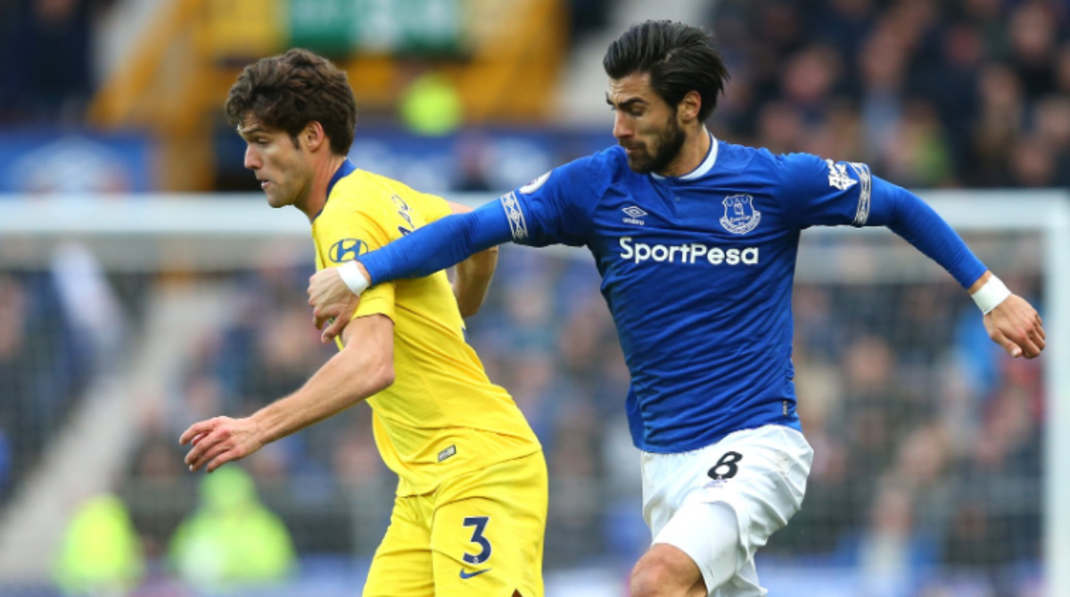 Everton FC 2-0 Chelsea FC | OCJENE