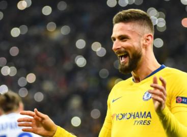 Dynamo Kyiv FC 0-5 Chelsea FC   OCJENE