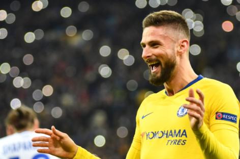Dynamo Kyiv FC 0-5 Chelsea FC | OCJENE