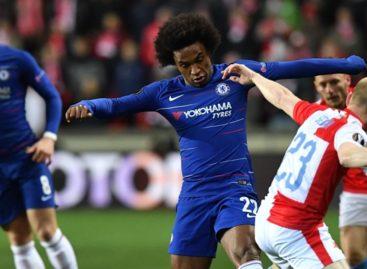 Slavia Prag SK 0-1 Chelsea FC | KRAJ