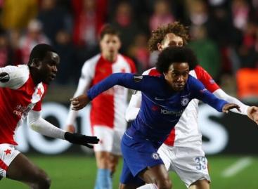 Slavia Prag SK 0-1 Chelsea FC | OCJENE