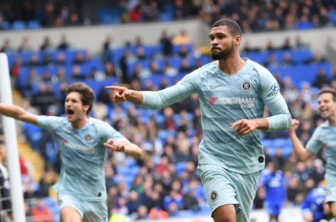Cardiff City F.C. 1-2 Chelsea FC | OCJENE