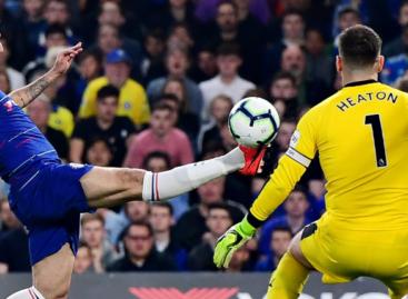 Chelsea FC 2-2 Burnley FC | OCJENE
