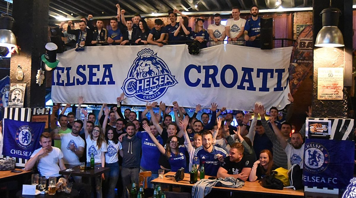 6. veliko okupljanje: Chelsea Croatia smo mi!