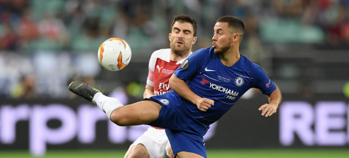 Chelsea FC 4-1 Arsenal FC | KRAJ