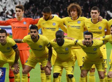 Eintracht Frankfurt 1-1 Chelsea FC | OCJENE