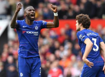 Manchester United FC 1-1 Chelsea FC | OCJENE
