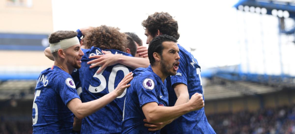 Chelsea FC 3-0 Watford FC | KRAJ