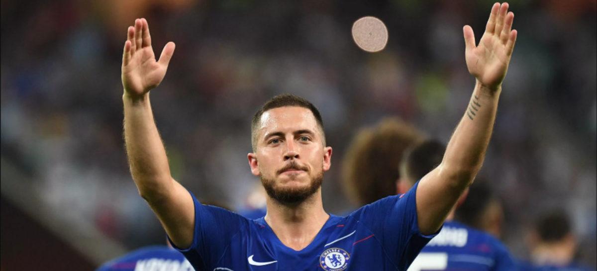 SLUŽBENO: Eden Hazard više nije igrač Chelseaja