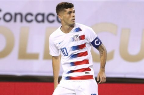 Kako je Pulisic proveo ljeto? + VIDEO