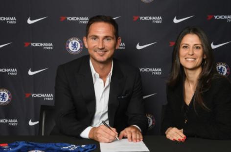 SLUŽBENO: Frank Lampard vraća se kući!