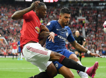 Manchester United FC 4-0 Chelsea FC | KRAJ