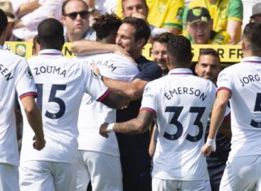 Norwich City FC 2-3 Chelsea FC | KRAJ
