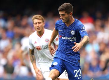 Chelsea FC 2-2 Sheffield United FC | KRAJ