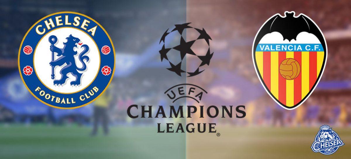 Najava utakmice (Valencia): Povratak Lige prvaka