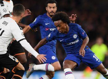 Chelsea FC 0-1 Valencia CF   KRAJ