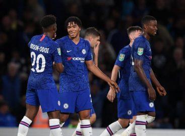 Chelsea FC 7-1 Grimsby Town | KRAJ