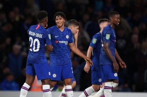 Chelsea FC 7-1 Grimsby Town   KRAJ