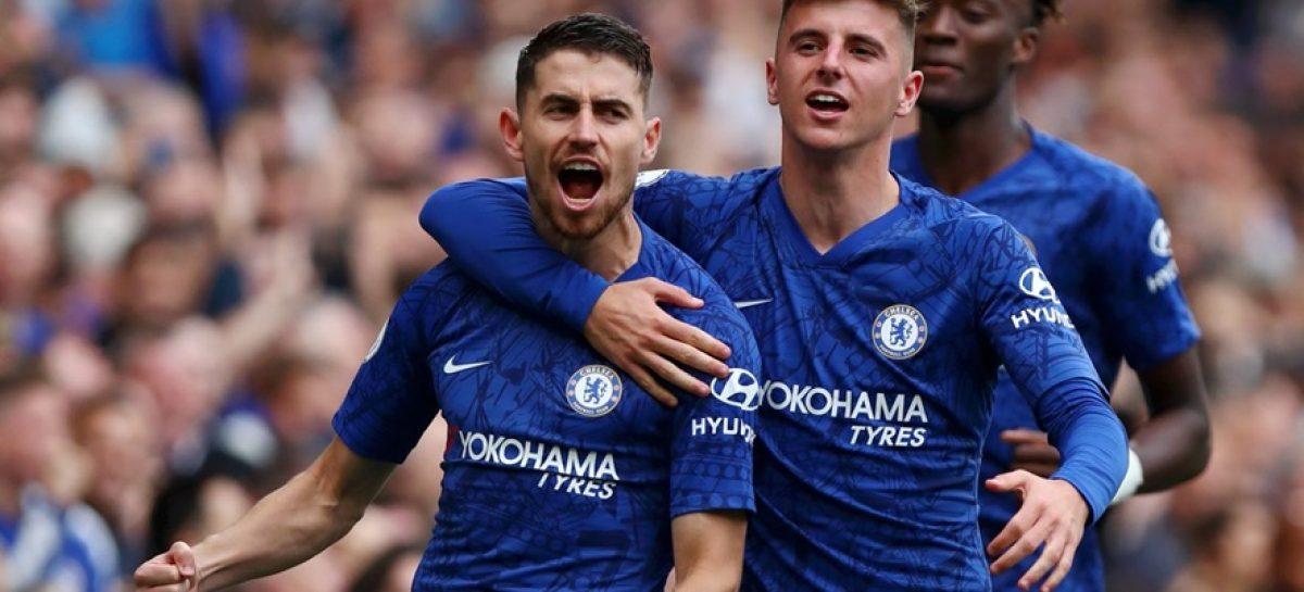 Chelsea FC 2-0 Brighton & Hove Albion FC  KRAJ