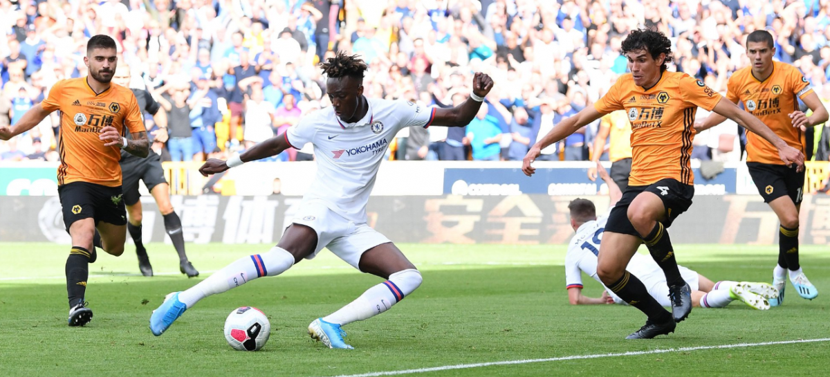 Wolverhampton Wanderers 2-5 Chelsea FC | KRAJ