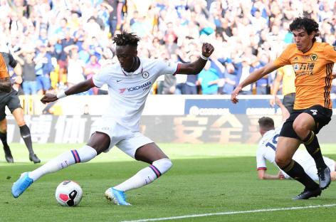 Wolverhampton Wanderers 2-5 Chelsea FC   KRAJ