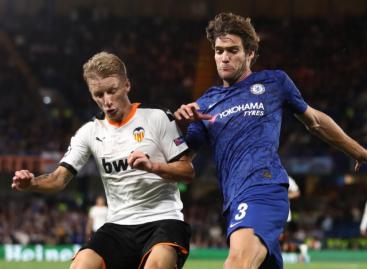 Chelsea FC 0-1 Valencia CF | OCJENE