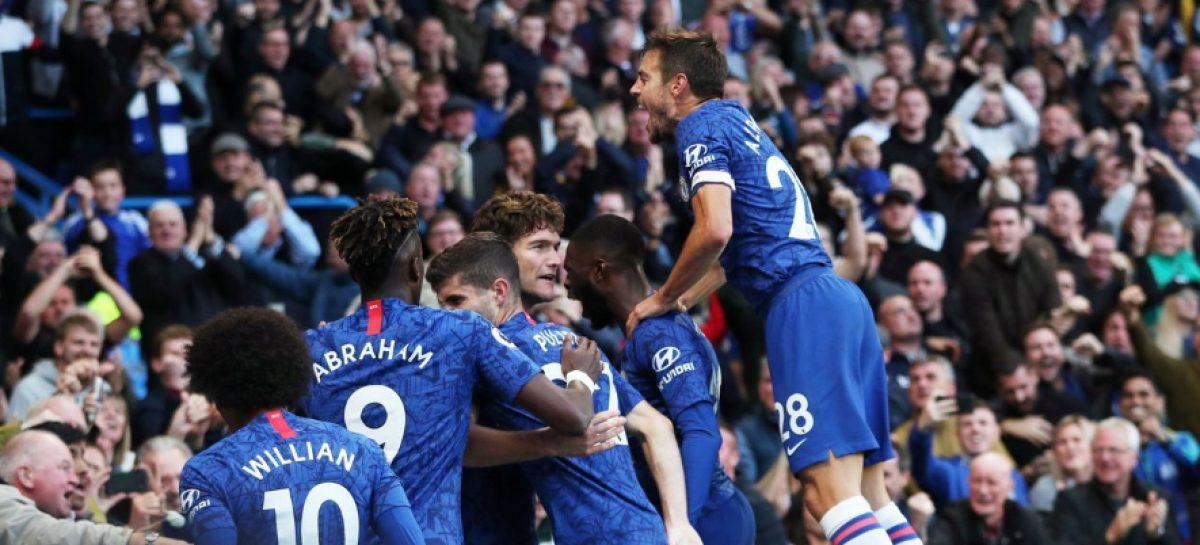 Chelsea FC 1-0 Newcastle United | KRAJ
