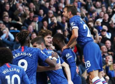 Chelsea FC 1-0 Newcastle United   KRAJ