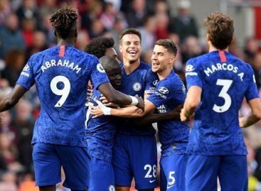 Southampton FC 1-4 Chelsea FC   KRAJ
