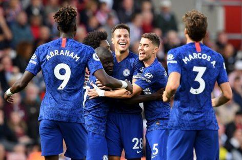 Southampton FC 1-4 Chelsea FC | KRAJ