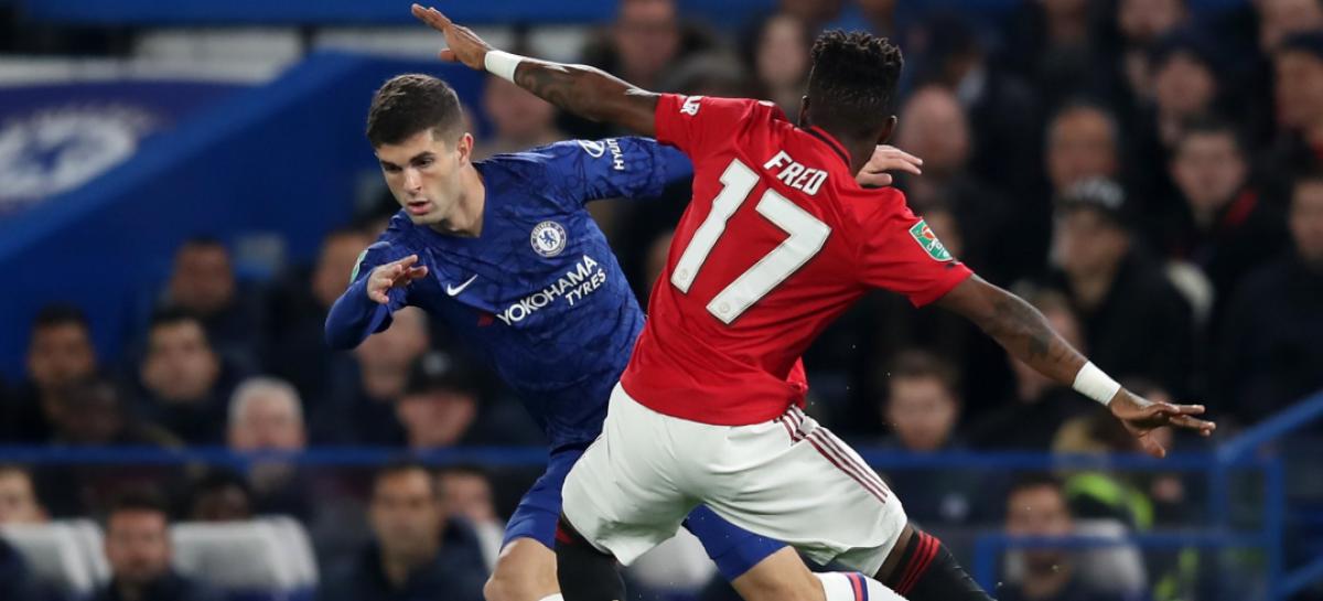 Chelsea F 1-2 Manchester United FC | KRAJ