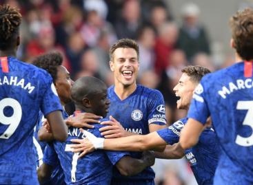 Southampton FC 1-4 Chelsea FC   OCJENE