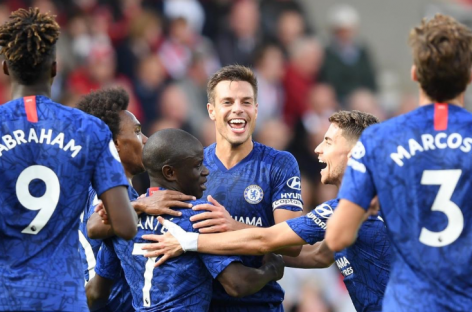 Southampton FC 1-4 Chelsea FC | OCJENE