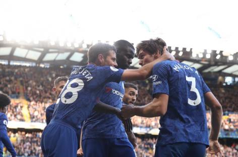 Chelsea FC 1-0 Newcastle United | OCJENE